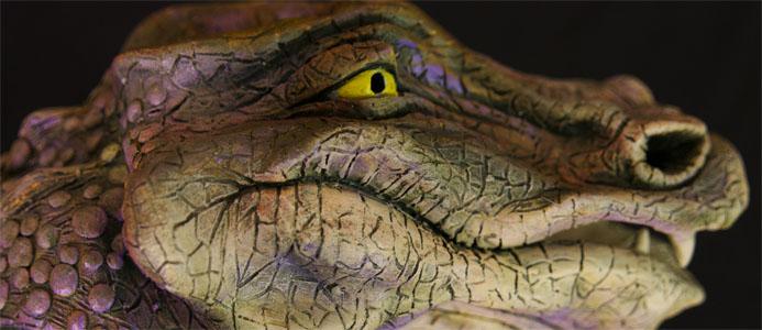 One Alluring Alligator!